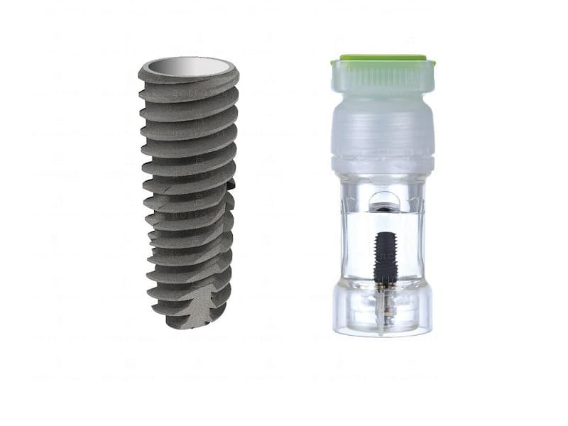 Одномоментна імплантація (експрес) | Зуби за годину фото 2 - Стоматологія Доброзуб