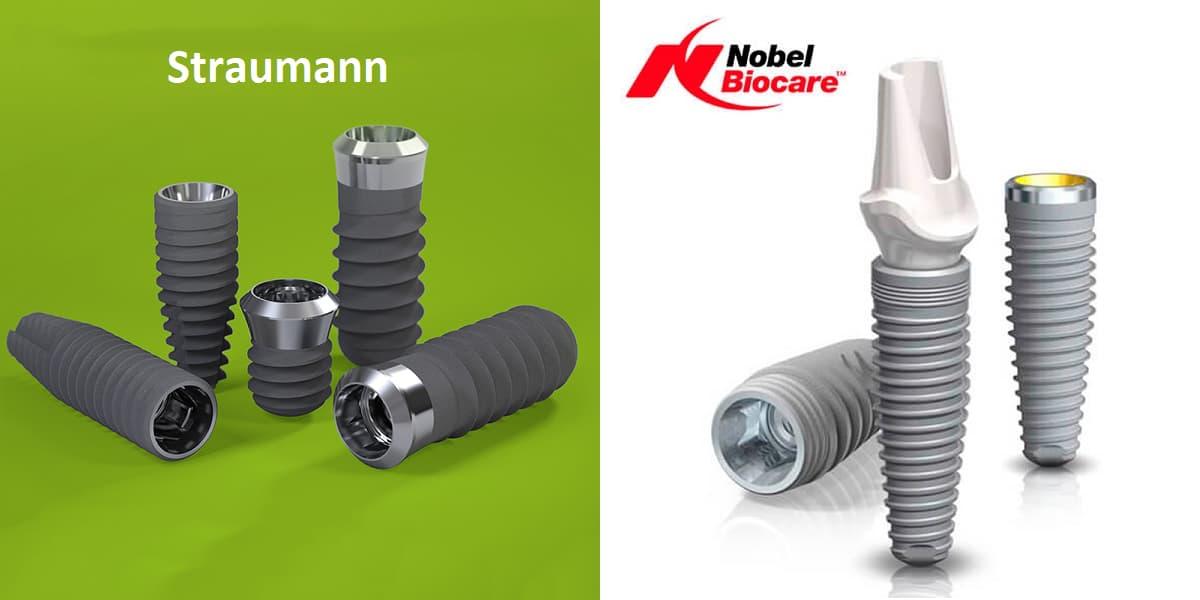 Импланты Straumann и Nobel - Лучшие импланты премиум качества | Стоматология Доброзуб