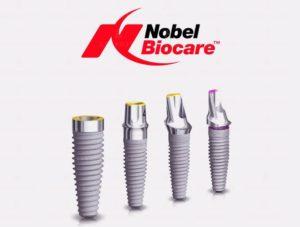 Импланты Nobel Biocare - Стоматология Доброзуб